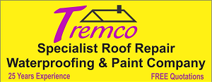 Waterproofing on all leaking roofs in the Pretoria area.