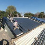 Repairing Zinc Roof