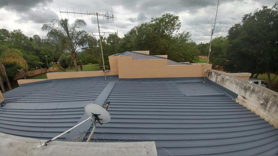 Read more about the article Waterproofing flat roof