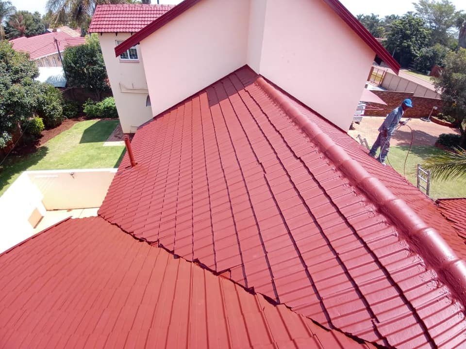 When to waterproof and paint a  tile roof, replace barge boards  – Pretoria