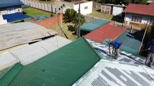 Read more about the article Zinc Roof- Maintenance and Painting